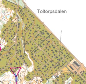 OL-träning + mat @ Vera Sandberg, Chalmers Kårhus