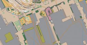 Sprint-KM+ mat @ Vera Sandberg, Chalmers Kårhus